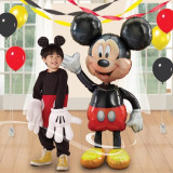 "Balon folie metalizata Air-Walker MICKEY MOUSE 52""-132cm"
