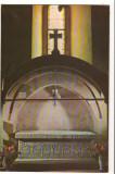 CPI B 10656 CARTE POSTALA - MANASTIREA PUTNA. MORMANTUL LUI STEFAN CEL MARE, Necirculata, Fotografie