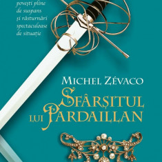 Sfarsitul lui Pardaillan (eBook)