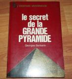 Georges Barbarin - Le secret de la grande pyramide