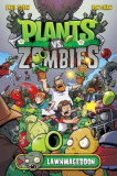 Plants vs. Zombies: Lawnmageddon, Hardcover