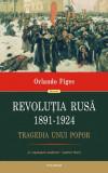 Revolutia Rusa, 1891-1924. Tragedia unui popor (eBook), polirom