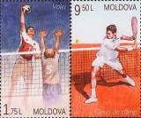 MOLDOVA 2017, Sport, serie neuzata, MNH