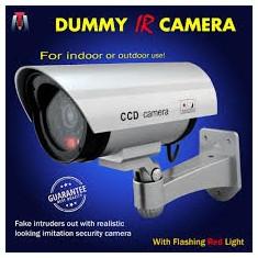 Camera falsa supraveghere video exterior cctv