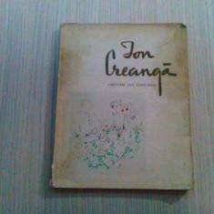 AMINTIRI DIN COPILARIE - Ion Creanga - Constantin Baciu (ilustratii) -1968 143p