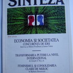 Revista Sinteza nr. 86/1991
