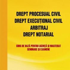 viorel mihai ciobanu   drept procesual civil 2013