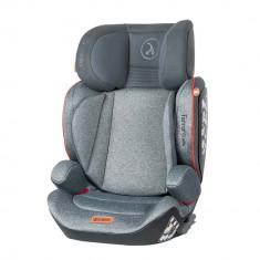Scaun auto Ferrara cu Isofix Gri Coletto - grupa 15-36 kg