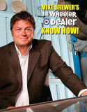 Mike Brewer's The Wheeler Dealer Know How!, Hardcover