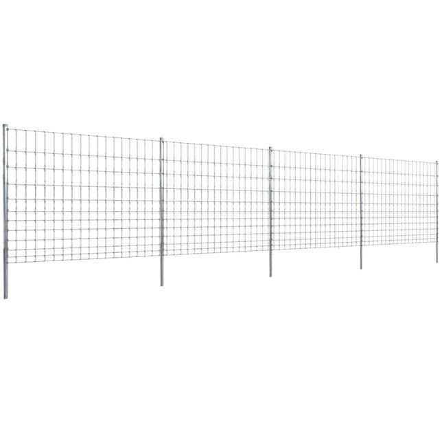 Gard 50 m din Sarma Galvanizata 150/12/15 foto mare