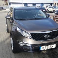 Kia Sportage, Benzina, SUV