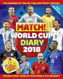 Match! World Cup 2018 Diary, Paperback