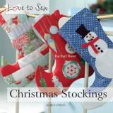 Love to Sew: Christmas Stockings, Paperback