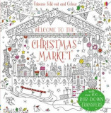 Welcome to the Christmas Market, Hardcover