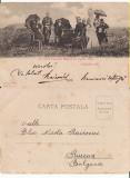 Casa Regala-Regele Carol I,Ferdinand,Regina Elisabeta,Maria-clasica,militara, Circulata, Printata