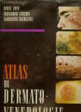 ( Do ) Atlas de DERMATOVENEROLOGIE.  Aurel Cunu, Al. Coltoiu, Fl. Nicolescu, Alta editura
