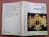 Tara Romaneasca In Secolele XIV - XV. Cu autograful autorului - Dinu C. Giurescu