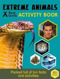 Bear Grylls Sticker Activity: Extreme Animals, Paperback
