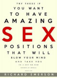 Amazing Sex Positions, Paperback