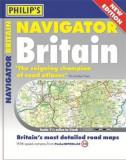 Philip's 2018 Essential Navigator Britain Flexi, Paperback