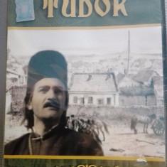 Tudor (Vladimirescu) din Vladimiri . Film istoric cu  Emanoil Petrut, DVD, Romana