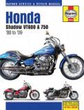Honda Shadow Vt600 & 750 '88 to '14, Paperback