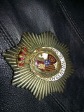 Medalie,insigna,distinctie,DIRECTIA GENERALA DE SEGURITATE,EPOCA ALFONSINA Serie, Europa