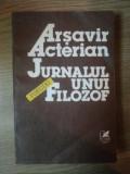 JURNALUL UNUI FILOZOF de ARSAVIR ACTERIAN , 1992