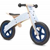 Bicicleta fara Pedale din Lemn Woody 2 in 1 Blue, Toyz by Caretero