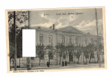 "CP Braila - Liceul Real ""Nicolae Balcescu"", circulata, 1909, Printata"