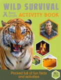 Bear Grylls Sticker Activity: Wild Survival, Paperback