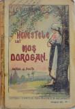 NEVESTELE LUI MOS DOROGAN de I.C. VISSARION ( NUVELE SI SCHITE ) , EDITIA A II A , 1922