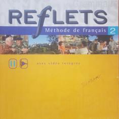 REFLETS METHODE DE FRANCAIS 2