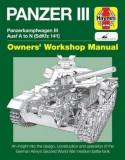 Panzer III Tank Manual, Hardcover