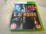 Joc L.A. Noire, XBOX360, original, alte sute de jocuri!, Sporturi, 3+, Multiplayer