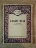 LETOPISETUL TARII MOLDOVEI de GRIGORE URECHE , 1955