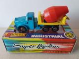 Guisval camion autobetoniera, Super Rapidos, Serie Industrial 175, Spania 1972, 1:50