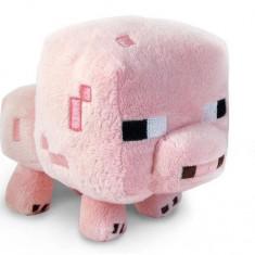 Minecraft plush pack ! Character: PIG- 18 cm + Bratara CADOU !!