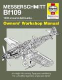 Messerschmitt Bf109 Manual, Paperback