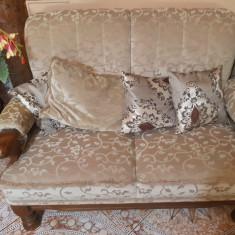 Canapea Vintage Bej