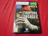 Joc Kinect Fighters Uncaged, XBOX360, original, alte sute de jocuri!, Sporturi, 3+, Multiplayer