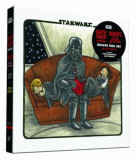 Darth Vader and Son & Vader's Little Princess Deluxe Box Set, Hardcover