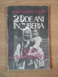 20 DE ANI IN SIBERIA , DESTIN BUCOVINEAN de ANITA NANDRIS CUDLA , 1991