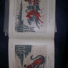 30 planse vechi Unice Broderie,lucru manual Traditional Epoca,monograme/Alfabet