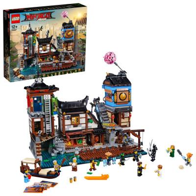 LEGO® Docurile Orasului Ninjago [70657] - LG70657 foto