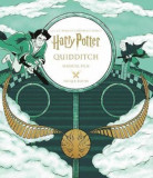 Harry Potter: Magical Film Projections: Quidditch, Hardcover