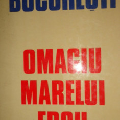 BUCURESTI OMAGIU MARELUI EROU AN 1988/239PAGINI/ILUSTRATII