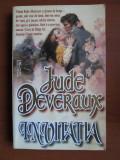 JUDE  DEVERAUX  -  INVITATIA  -  dragoste  , ed. Miron