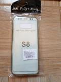 Vand Samsung Galaxy S8 Nou, Negru, Neblocat, Single SIM
