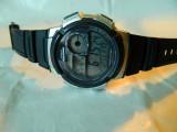 Ceas barbatesc CASIO  digital , multe functii